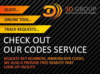 Advert: https://3dgroupuk.com/codes/request/create