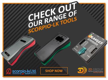 Advert: https://3dgroupuk.com/brands/scorpio-lk?utm_source=Newsletter&utm_medium=Banner&utm_campaign=scorpio_lk