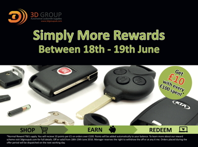 Advert: http://www.3dgroupuk.com/codes/default/login