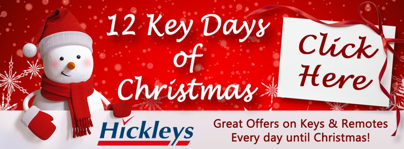 Advert: https://www.hickleys.com/newsletters/12days_xmas.html
