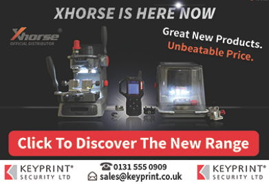 Advert: http://www.keyprint.co.uk/xhorse?utm_source=lockssecuritynews&utm_medium=email_column_ad&utm_campaign=xhorse