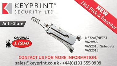 Advert: http://www.keyprint.co.uk