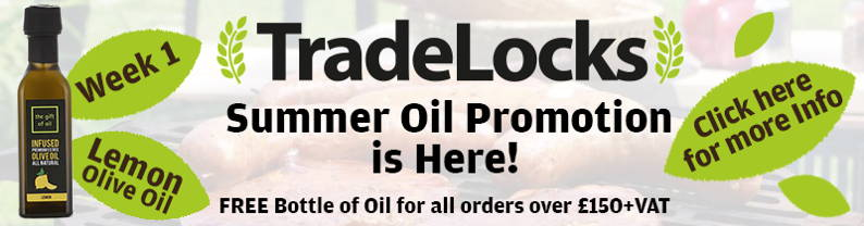 Advert: http://www.tradelocks.co.uk/blog/tradelocks-summer-oil-promotion/