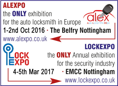 Advert: http://www.lockexpo.co.uk
